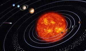 slnečná sústava