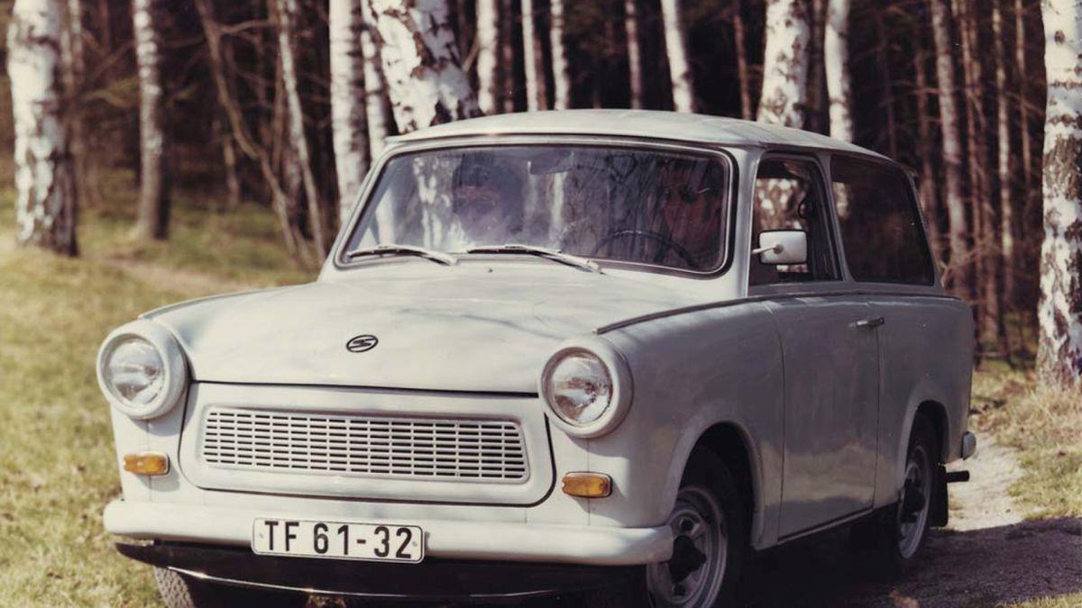 Vedeli ste, ako prebiehala výroba Trabantu, legendy zo Zwickau?