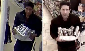 Kradol v supermarkete Ross zo seriálu Priatelia? Internetom koluje vtipné video