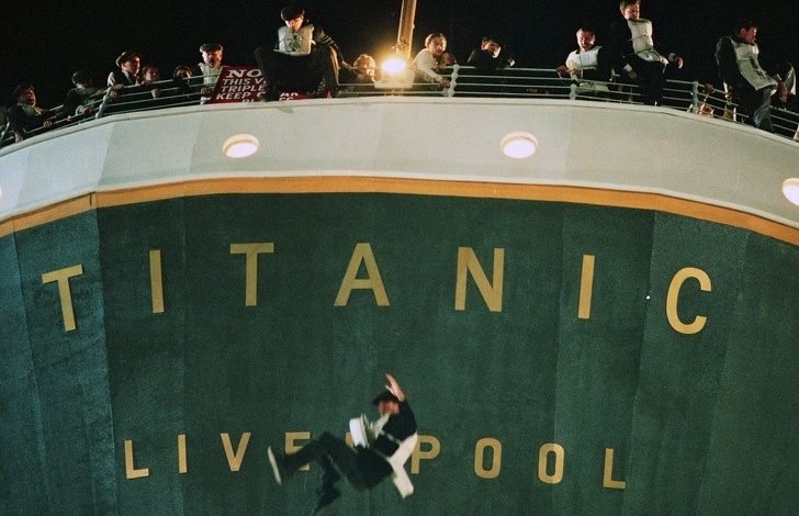 © Titanic / Paramount Pictures