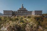 Fotografie najväčšieho opusteného hotela v Japonsku