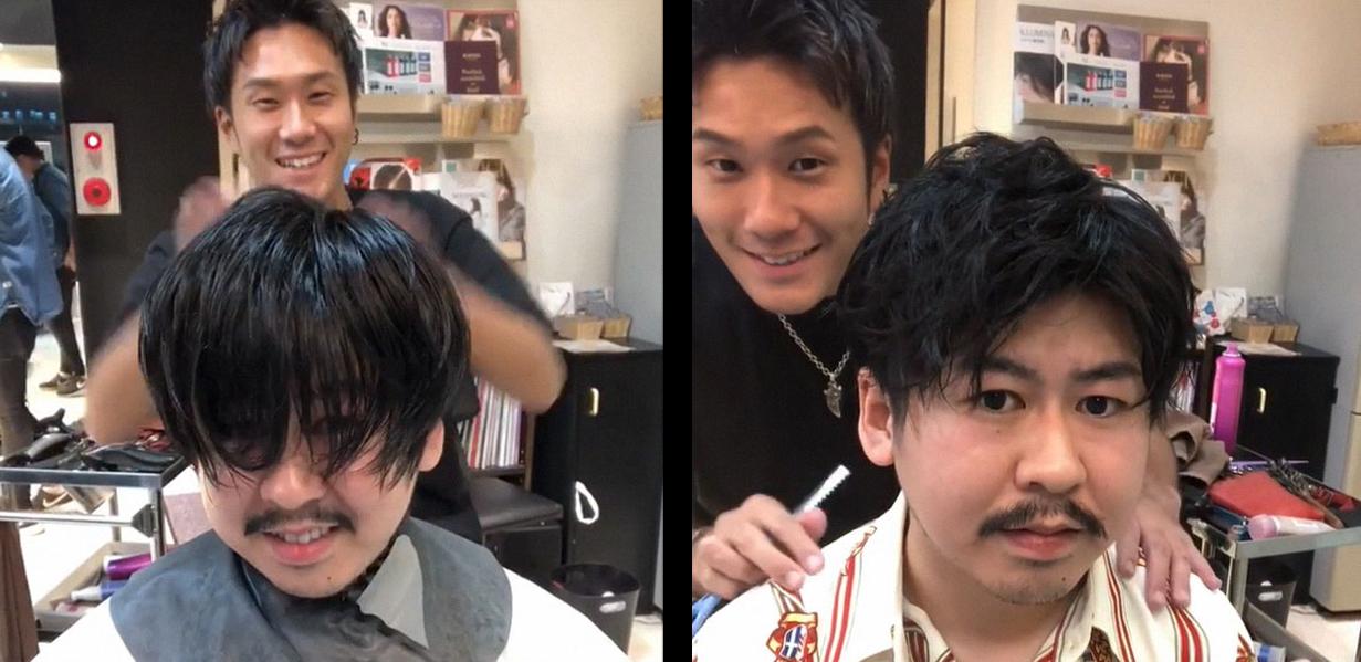 Japonský kaderník dokazuje, že aj strihanie vlasov je umenie