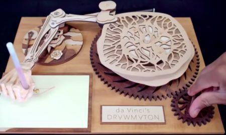 Da Vinciho stroj