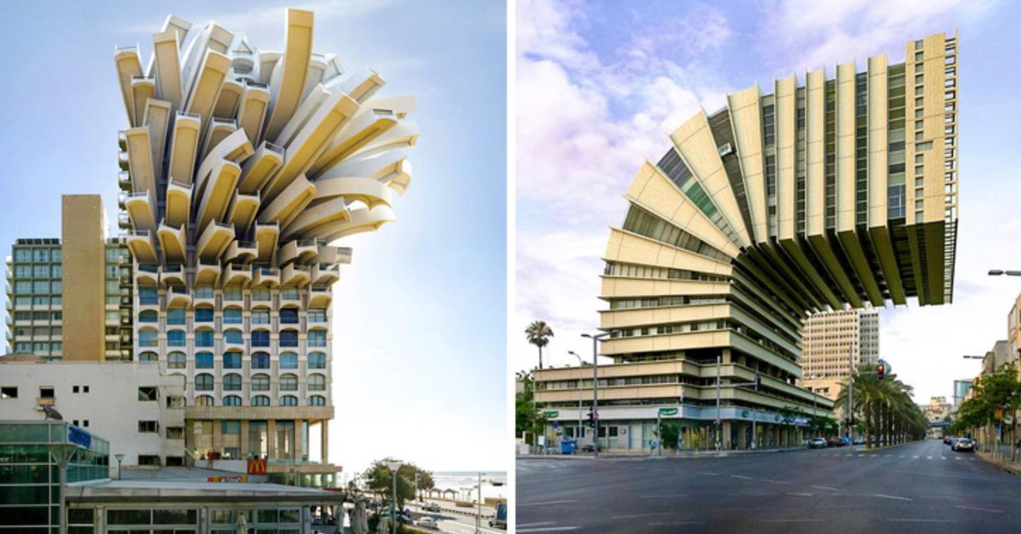 10 futuristických budov, ktoré ťa prenesú do paralelného vesmíru