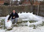 10+ Extrémne kreatívni snehuliaci, akých si ešte nikdy nevidel!