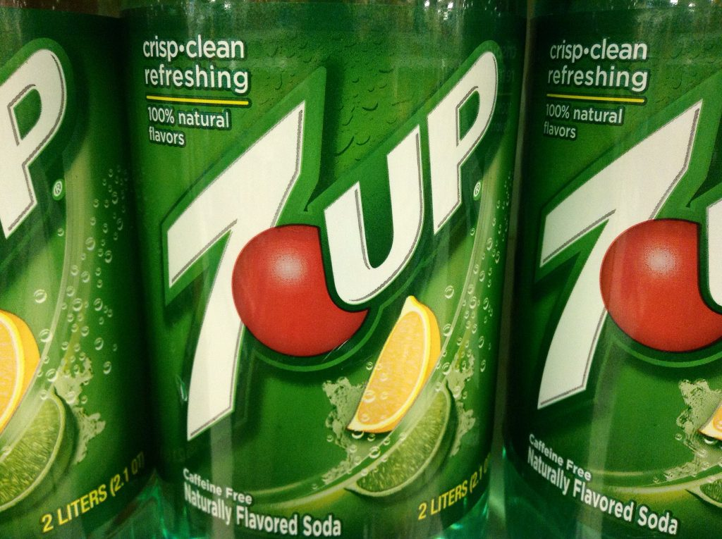 """7-Up"" (CC BY 2.0) by JeepersMedia"