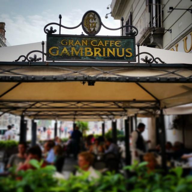 """Gran Caffè Gambrinus #napoli #city #ita""(CC BY-SA 2.0)byAntonio Manfredonio"