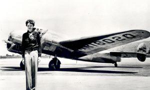 Amelia Earhart: Prazvláštny príbeh najslávnejšej pilotky všetkých čias