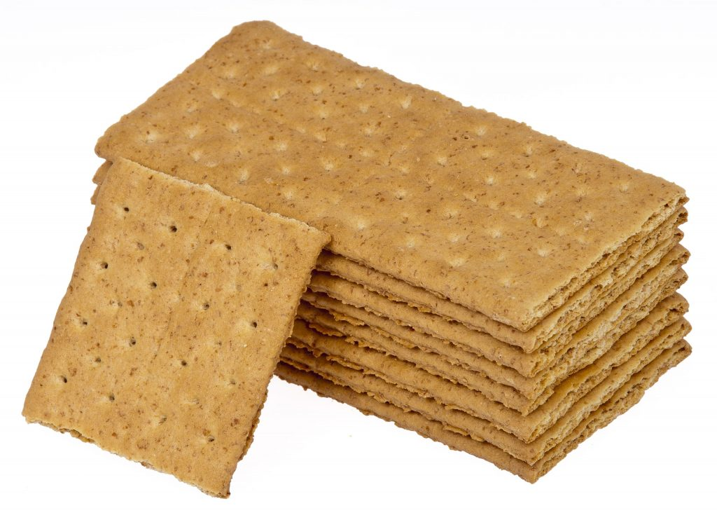 Graham-Cracker-Stack