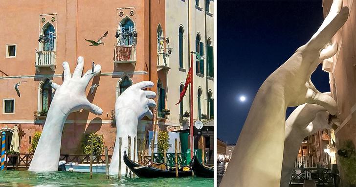 Neuveriteľné sochy, ktoré sú v rozpore so zákonmi prírody