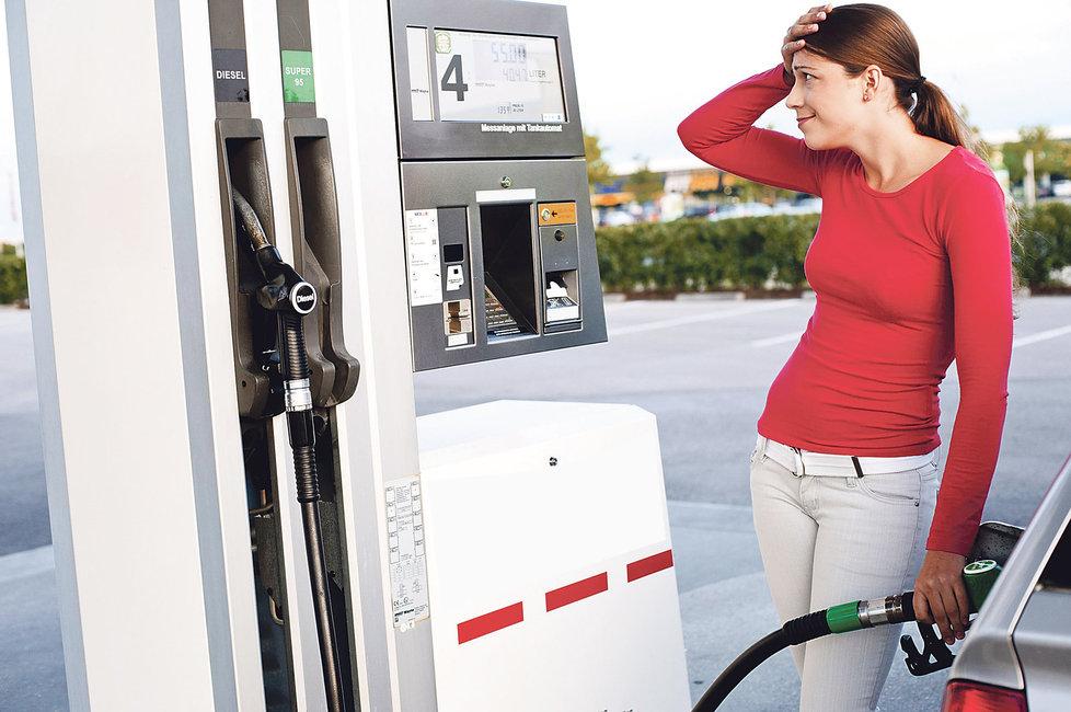 Ako sa zachovať po natankovaní nesprávneho druhu paliva bez následkov?