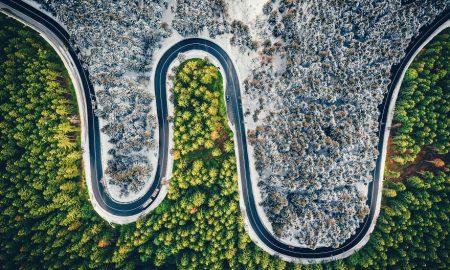 Jeseň a zima na jednej fotke: Aj takto vyzerá nádherná Transylvánia