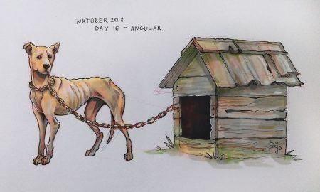 10+ silných ilustrácií, ktoré ukazujú každodenné utrpenie zvierat