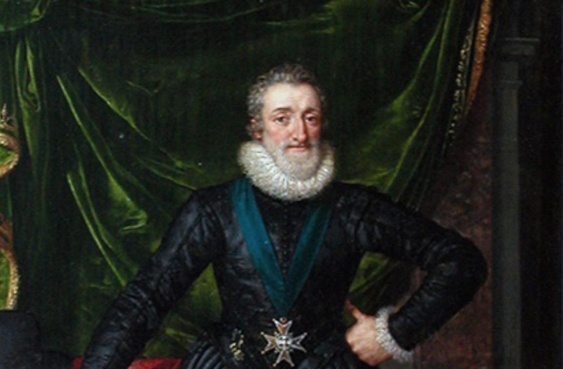 Henrich IV.: Kráľ bez hlavy