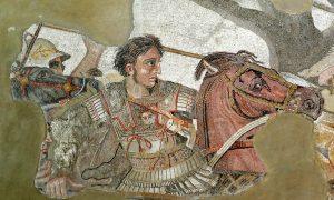 Alexander Veľký: 5 zaujímavostí, ktoré si pravdepodobne nevedel
