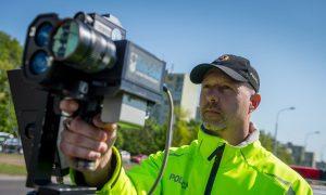 Meranie rýchlosti na Slovensku: Aké prístroje používa polícia?