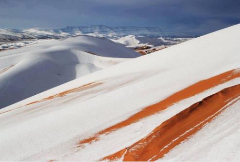 Sneh na Sahare či strach zo zábavy. Toto je 20 tých najzvláštnejších zaujímavostí