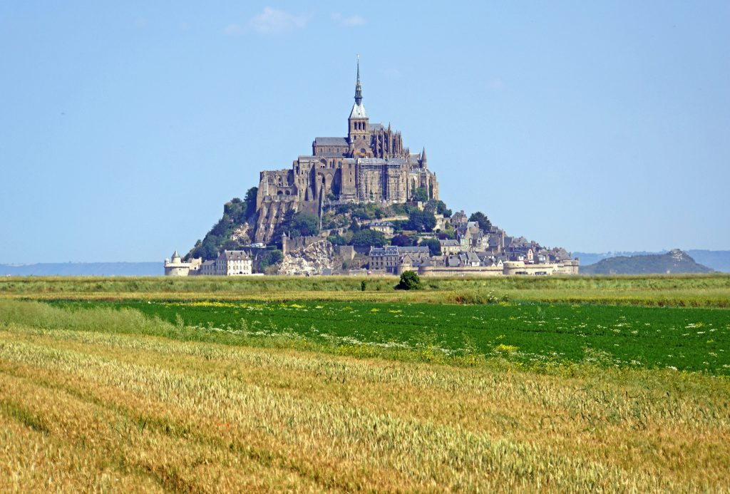 """France-000871 - Mont Saint-Michel"" (CC BY-SA 2.0) by archer10 (Dennis) 192M Views"