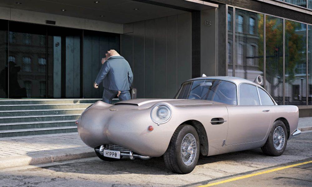 Ako by vyzerali autá, ak by dizajnéri čerpali inšpiráciu u exotických zvierat?