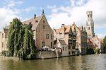 """Mesto Bruggy: """"Belgické Benátky"""" boli kedysi hospodárskym centrom Európy"""