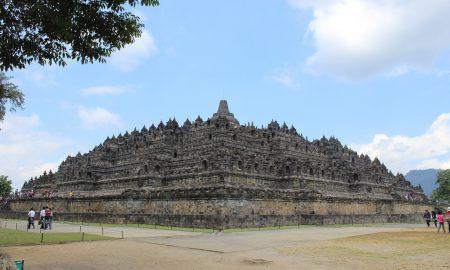 Svetové dedičstvo UNESCO: Chrámový komplex a Borobudur