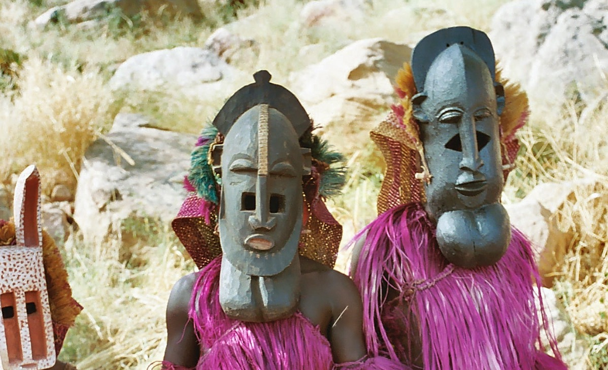 Dogoni: Africký kmeň, ktorý žije v skalách