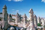 Národný park Göreme: Magická perla Turecka zapísaná v zozname UNESCO