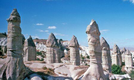 Perla Turecka - Národný park Göreme
