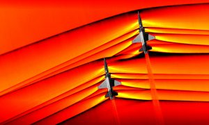 NASA po prvýkrát zachytila prekonanie zvukovej bariéry lietadlom. Výsledok je fascinujúci