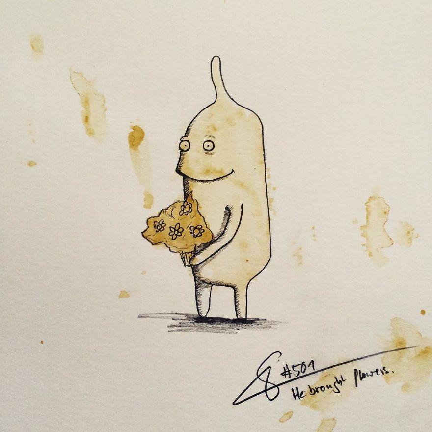 Rozliata káva ako umenie? So správnou dávkou kreativity áno!