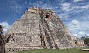 Mayské mesto pred Kolumbom: Uxmal