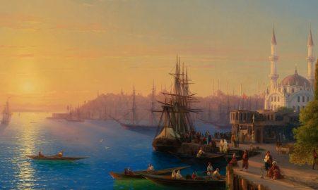 Konštantínopol, Carihrad alebo Istanbul: Nádherné mesto rozbité azničené ohňom