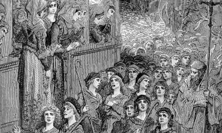 Detská križiacka výprava, ktorá skončila totálnou katastrofou