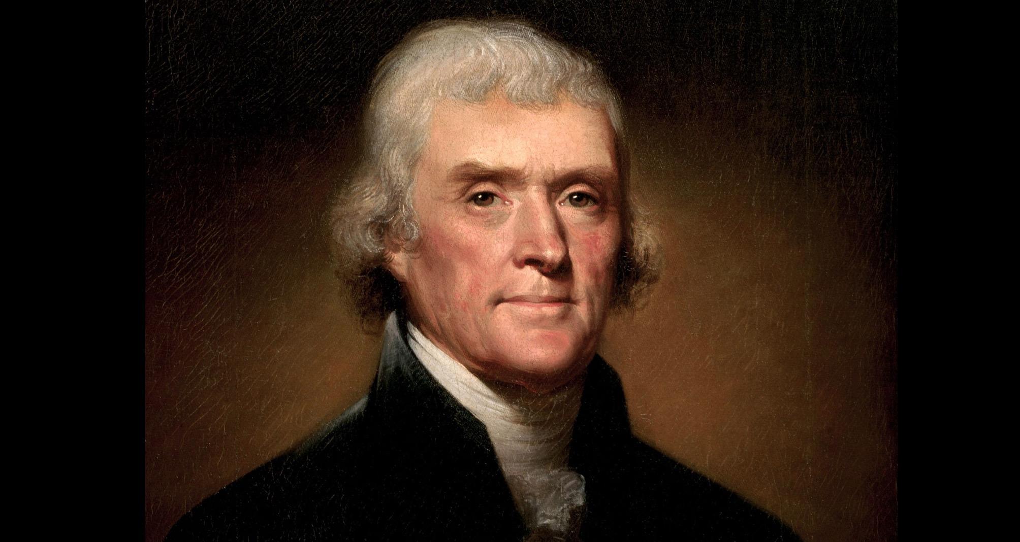 Thomas Jefferson: Hlásal nezávislosť aslobodu azároveň otrokár?