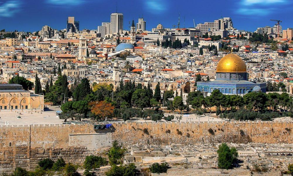 Jeruzalem: Mesto mieru, vojen a troch náboženstiev
