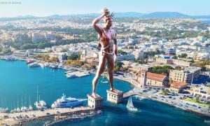 7 divov starovekého sveta: Ako vyzerali v čase svojej najväčšej slávy?