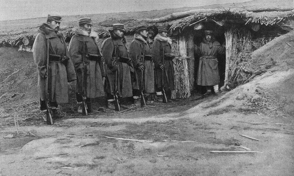 Japonsko prvej polovice 20.storočia: Rozchod činov aslov