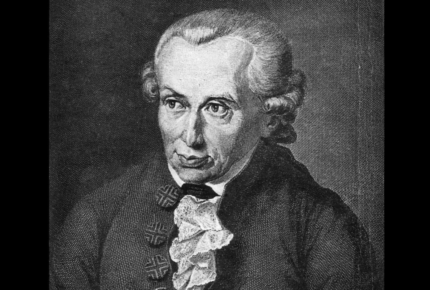 Chýbalo len málo avelikán Kant by upadol do zabudnutia