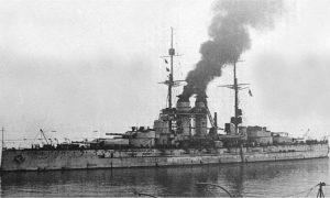 SMS Szent István: Pýchu uhorského loďstva potopil trpaslík