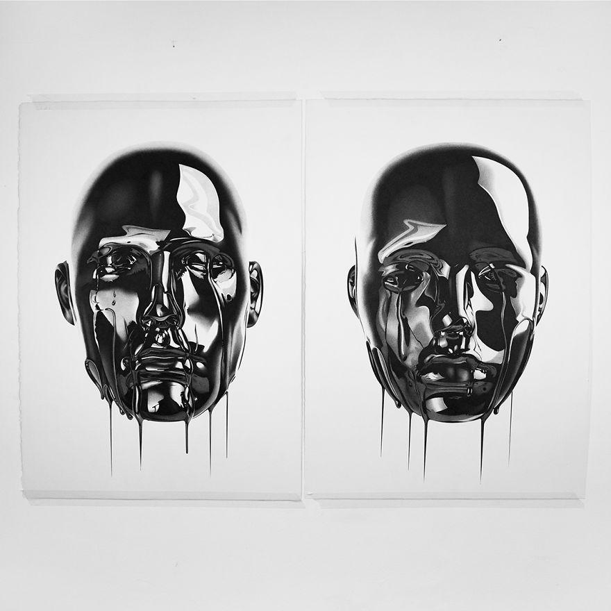 10+ ultra-realistických kresieb, ktoré vyzerajú ako fotografie