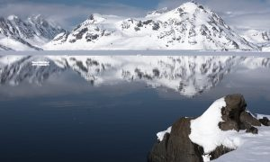 Grónsko: Zelená krajina bez zelene