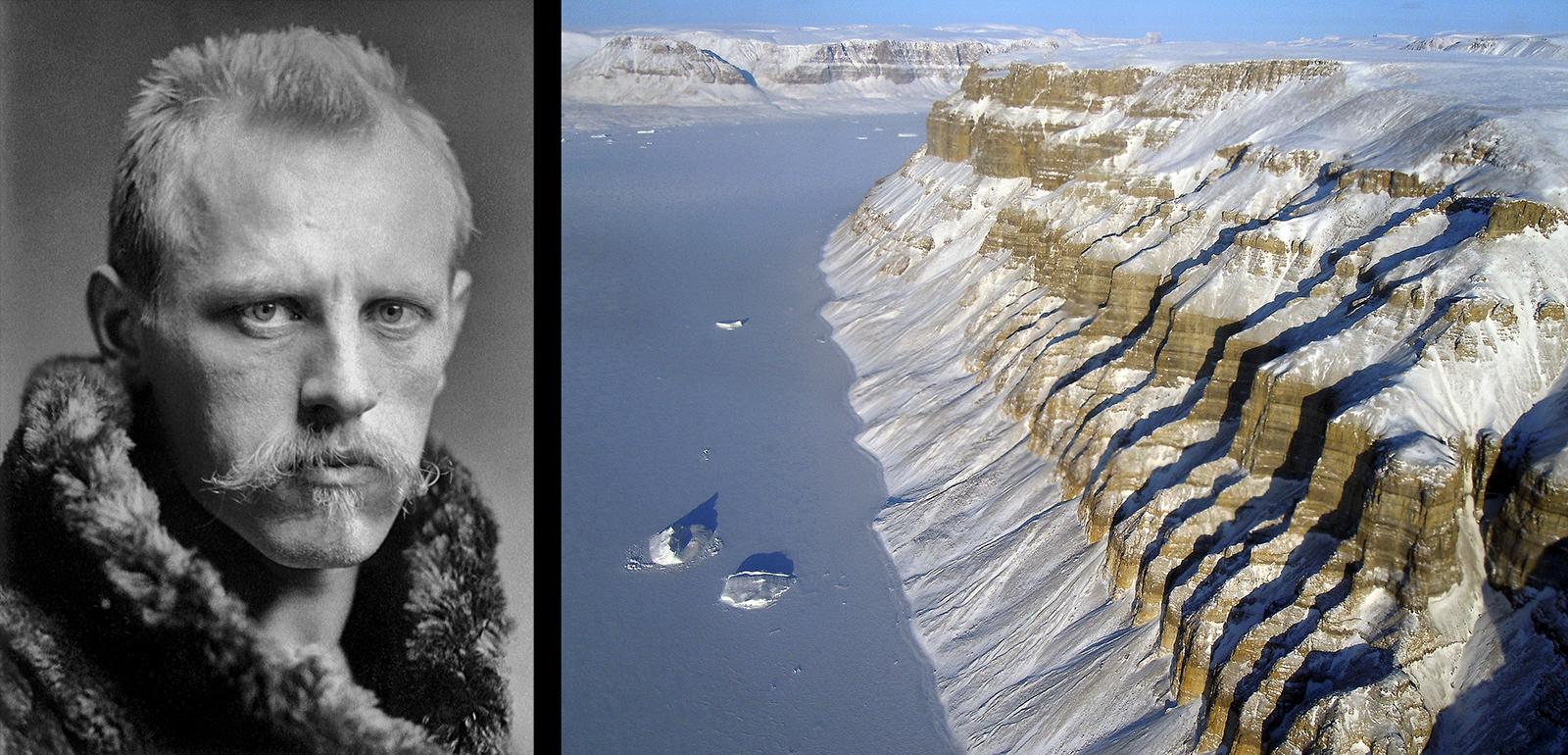 Fridtjof Nansen a jeho odvážna moreplavba smer Grónsko