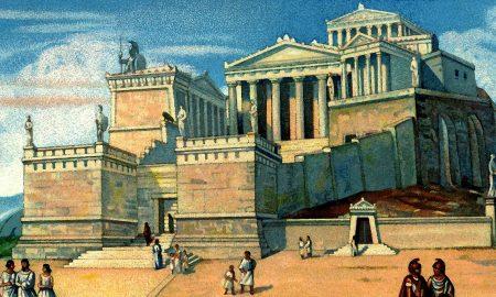 Hrdosť Grékov v skutočnosti pramení už vpradávnej minulosti