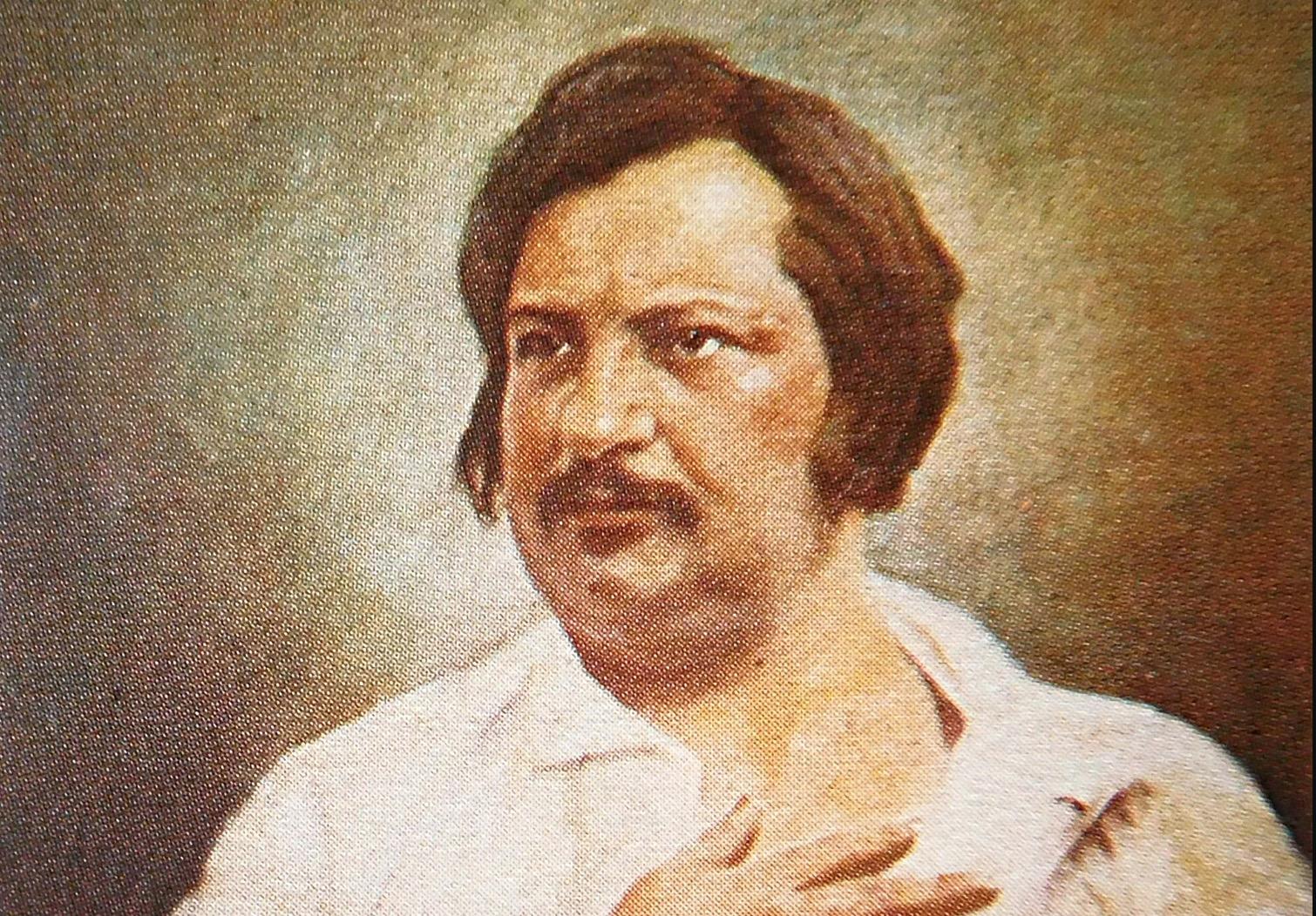 Honoré de Balzac – uznania sa mu za života nedostalo
