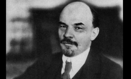 Vladimir Iľjič Lenin: Muž posadnutý revolúciou