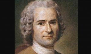 Jean-Jacques Rousseau: Vodu kázal, víno pil