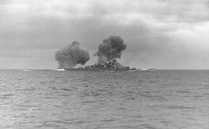 Nepotopiteľný Bismarck