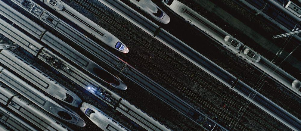 najrýchlejšie vlaky
