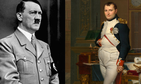 Napoleon a Hitler