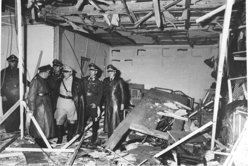 Hon na Hitlera alebo vyše 40 neúspešných atentátov